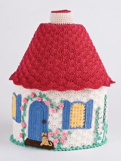 English Country Cottage Cozy by BellaCrochet