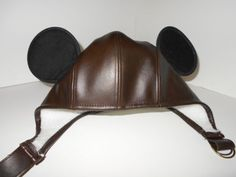 Mickey Mouse Ears Aviator Pilot Cap Sold Out RARE Hard to Find | eBay