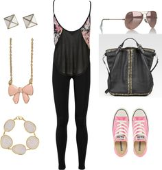 """""""Inspired by Danielle Peazer"""" by roxxannie on Polyvore"""