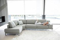 Design Trends Sofas For Living Room Grey Sofa #Design Trends #Sofas For  Living Room