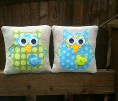 Two Little Owlets