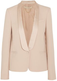 Pink Blazer by Vanessa Bruno. Buy for $670 from NET-A-PORTER.COM