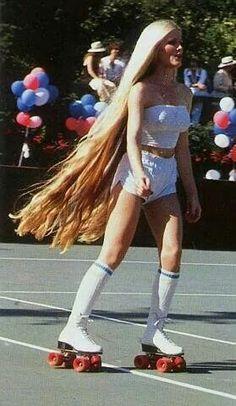Come on baby, grow hair like a princess!