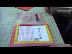 ▶ My Stamping Tool Home Made - YouTube