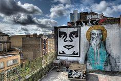Shoreditch, London
