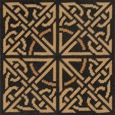 Celtic cross stitch