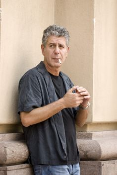 Bourdain was in France filming CNN& Parts Unknown when he was found in his hotel room. Anthony Bourdain Tattoos, Anthony Bordain, Anthony Bourdain Parts Unknown, Miss X, Role Models, Gq, Celebs, People, Faces