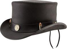 El Dorado Bullet Band Hat - The Biker Nation Top Hats ba92abe839bf