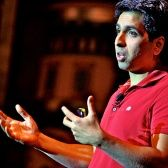 Q with Salman Khan, Founder of the Khan Academy | MIT Technology Review 11/7