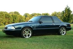 Foxbody Wheel Picture Thread - Page 121 - Ford Mustang Forums : Corral.net Mustang Forum