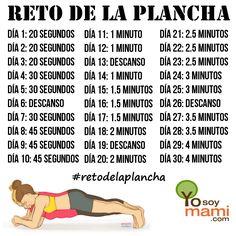 Reto de la Plancha #retodelaplancha | @yosoymamipr