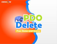 Delete Statement is very common and used to Delete existing records in database table. PHP MySQL Simple Delete using PDO in Bootstrap is a tutorial in which we will learn how to delete data in database table using PDO (PHP Data Objects) prepared statements while using Bootstrap CSS Framework.