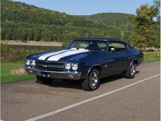 Pick of the Day: 1970 Chevrolet Chevelle Super Sport | Classic Car News by ClassicCars.com