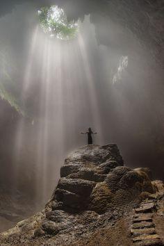 Grubug Cave, Indonesia