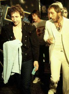 Pete and John