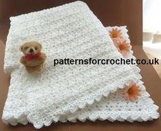 Bambino libero scialle crochet pattern Stati Uniti d'America