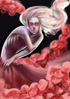 Hydrangea by HalfbloodKarai