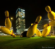 Eindhoven, big city near my home!