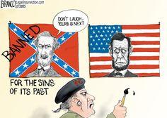 Branco Cartoon – Flags in the Crosshairs http://theokieblaze.com/stories/2015/06/26/branco-cartoon-flags-in-the-crosshairs/