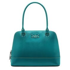 Kate Spade New York Wellesley Rachelle Blue Handbag | eBay
