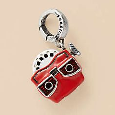 DIY your photo charms, compatible with Pandora bracelets. Make your gifts special. Make your life special! All of these fossil charms are so cute! Pandora Bracelets, Pandora Jewelry, Charm Jewelry, Pandora Charms, Charm Bracelets, Jewelry Box, Jewellery, Vintage Charm Bracelet, Vintage Jewelry