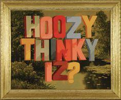 Hoozy Thinky Iz?