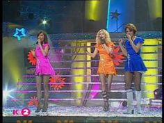"""Here is Russian girl-group Fabrika performing what might be considered their signature song """"Devushki Fabrichnye"""" (Factory Girls) back in 6 Music, Music Songs, Girl Back, Music Publishing, Girl Group, Youtube, Youtubers, Youtube Movies"""