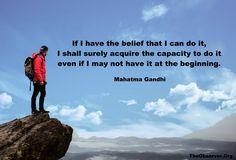 Mahatma Ghandi – The Observer
