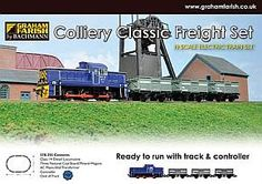 Graham Farish Colliery Classic Freight Set