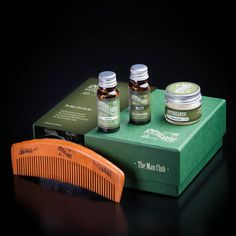 The Man Club Gift Box by @apothecary87