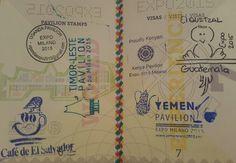 Passaporto Expó 2015