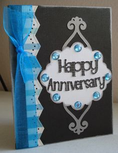 handmade anniversary cards for mom and dad