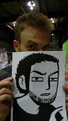 Chris Evans (Lucas Lee | Bryan Lee O'Malley)