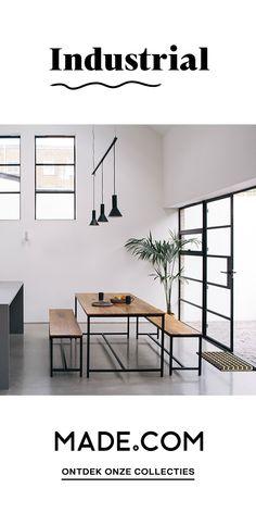 Welkom bij MADE.COM. Wij geloven dat design niet duur hoeft te zijn. Daarom werken we rechtstreeks samen met designers en makers. Geen tussenpersonen, geen onnodige kosten. Gewoon fantastisch meubilair, exclusief online verkrijgbaar en rechtstreeks bij je thuisbezorgd – voor een eerlijke prijs. Ontdek onze designs per categorie, ruimte en stijl.