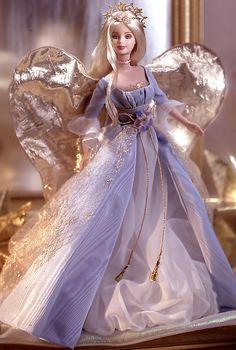 barbie dolls | Angels Barbie dolls | Una vitrina llena de tesoros