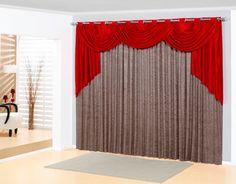 Resultado de imagem para bandô de cortina