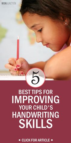 How To Improve Handwriting For Kids: By following these ways you can help make the ordeal seem more like play.
