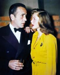 Bogart & Bacall 1940s , Free Shipping