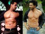 Is Shah Rukh Khan banking on Salman Khan's shirtlessformula?