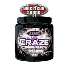 Driven Sports Craze V2 - 40 Servingshttp://www.american-supps.com/Driven-Sports-Craze-V2  #crazev2