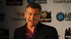 Bruce Campbell at Portland Wizard World 2013
