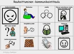 Early Education, Special Education, Learn Finnish, Self Regulation, Workplace, Behavior, Psychology, Language, Mindfulness