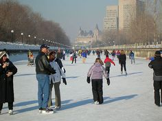 The Rideau Canal - Canadas UNESCO World Heritage Sites