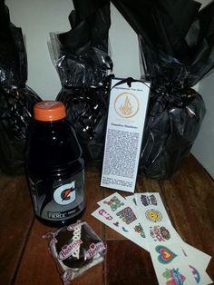 Divergent gift bag - Dauntless
