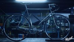 'People say beauty and functionalityare two different things, but for me, the two ideas are very similar' - Heritage Paris :: Meet the makers behind these well crafted bicycles @ http://l.ctx.ly/r/x5nv :: #PersolMeets
