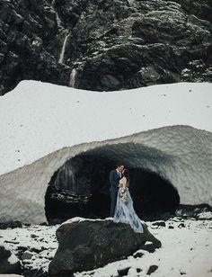ice cave elopement