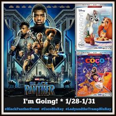 Find out what the noise is all about because I'm heading to the Marvel's Black Panther Red Carpet Premiere! Plus celebrating Lady and the Tramp and Coco! #BlackPantherEvent #LadyAndTheTrampBluray #CocoBluray https://ilikeitfrantic.net/marvels-black-panther-red-carpet-come/