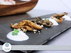 Cocina Mexicana Contemporánea, Clase del 8º con el Chef Mario Olea y alumnos del ICD
