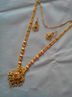 Gold Chain Design, Gold Bangles Design, Gold Earrings Designs, Gold Jewellery Design, Necklace Designs, Handmade Jewellery, Gold Designs, Ring Designs, Earrings Handmade