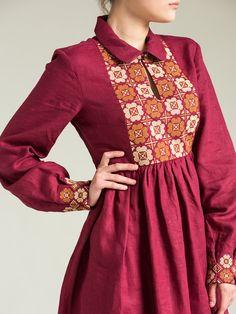 Жіноче плаття MD11 – купити ручну роботу по найкращій ціні від ЕтноДім
